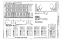 114-154 Eleventh Street, Southeast (Houses), Washington, District of Columbia, DC HABS DC,WASH,576- (sheet 2 of 3).png