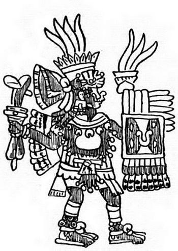 The Myths of Mexico and Peru/Chapter II - Wikisource, the free
