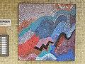 1210 Autokaderstraße 3-7 Tomaschekstraße 44 Stg 20 - Mosaik-Hauszeichen von E Sch 1968 IMG 0963.jpg