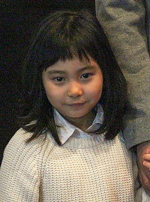Kal So-won - Image: 130202 7번방의 선물 무대인사 갈소원