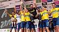 13 Etapa-Vuelta a Colombia 2018-Equipo Team Medellin.jpg
