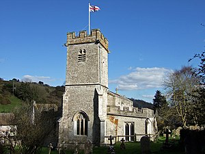 Upwey, Dorset - St Laurence's Church