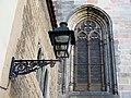 14 Sant Just i Sant Pastor, finestral i fanal.JPG