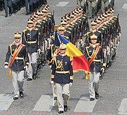 14 juillet - 30e régiment de la garde