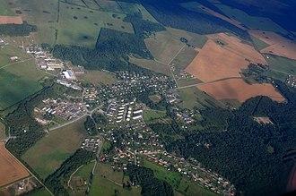 Kiili - Aerial view of Kiili.