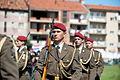 16 obljetnica vojnoredarstvene operacije Oluja 05082011 Pocasno zastitna bojna pocasno ceremonijalni program 378.jpg