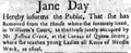 1766 JaneDay BostonNewsLetter May22.png