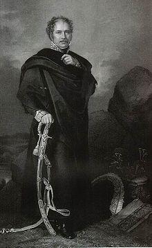 Eugène de Beauharnais, Herzog von Leuchtenberg (Quelle: Wikimedia)