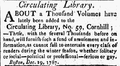 1787 CirculatingLibrary no59 Cornhill MassachusettsCentinel 19Dec.png