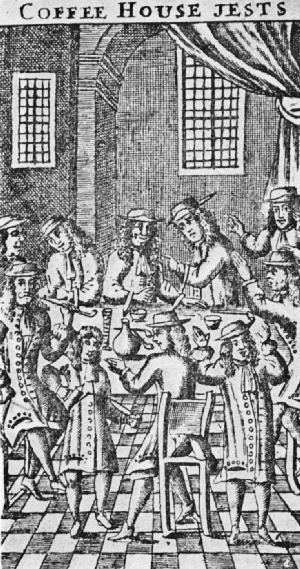 Rota Club - A 17th century coffeehouse