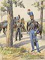 1840 - Officier supérieur et cavalier du 2e Hussards (26).jpg