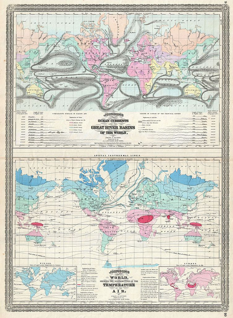 File1870 johnson map of the world showing temperature and ocean file1870 johnson map of the world showing temperature and ocean currents geographicus tempcurrents johnson 1870g publicscrutiny Images