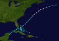 1881 Atlantic hurricane 4 track.png