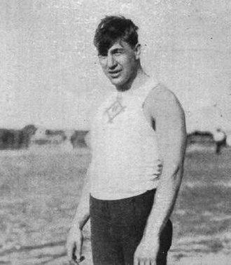 Oscar Osthoff - Osthoff in 1904