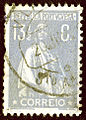 1920 Bleu-gris Portugal 13,5C Yv241.jpg