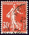 1922 Rouge France 30c Yv160.jpg