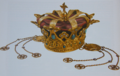 1923 - Coroana Reginei Maria.png