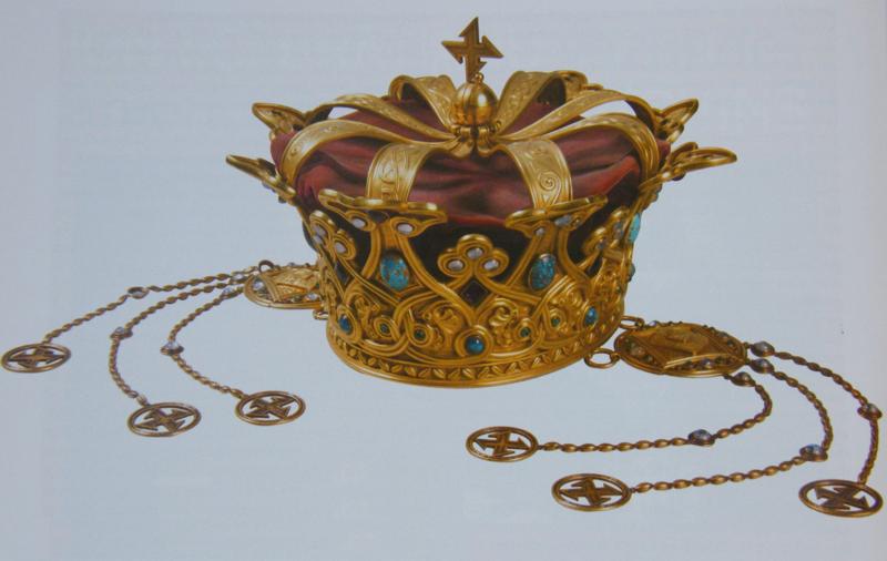 Fișier:1923 - Coroana Reginei Maria.png