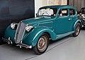 1937 Alfa Romeo 6C 2300B Pescara green sn 813070, front left.jpeg