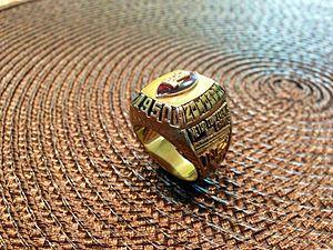 Long Beach City College - 1950 LBCC National Championship Ring