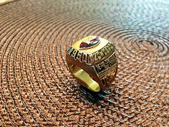 Long Beach City College - 1950 LBCC National Championship Ring