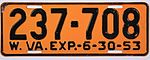 1953 West Virginia license plate.jpg