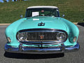 1955 Nash Ambassador Custom sedan six-cylinder LeMans sedan at 2015 AACA Eastern Regional Fall Meet 02of17.jpg