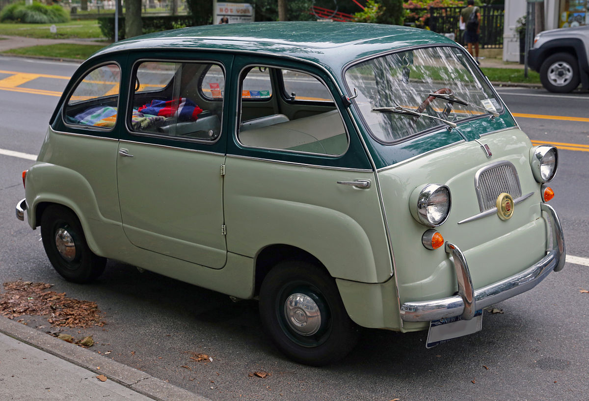 fiat 600 multipla wikipedia. Black Bedroom Furniture Sets. Home Design Ideas