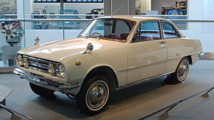 Isuzu Motors - 1966 Isuzu Bellett 1600 GT (PR90)