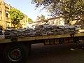 196 kg de cannabis saisis dans un camion à Bamako, Mali, le 7 novembre 2017 01.jpg