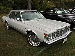 1978 Chrysler LeBaron (M-body) 4-door at 2015 Rockville show 1of3.jpg