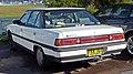 1987-1989 Mitsubishi Magna (TN) SE sedan (2010-05-19).jpg