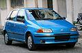1993-1999 Fiat Punto SX (5-door hatchback) in Ipoh, Malaysia (01).jpg