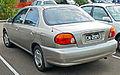 1998-2000 Kia Mentor GLX sedan (2011-03-02).jpg