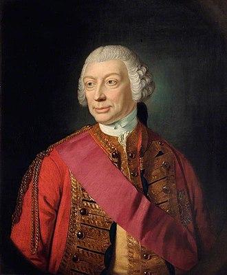 John Ligonier, 1st Earl Ligonier - John Ligonier
