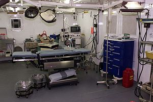 Saifullah Paracha - Guantanamo detainment camp infirmary operating room