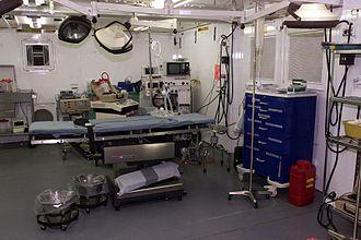 Saifullah Paracha - Guantanamo detainment camp infirmary operating room