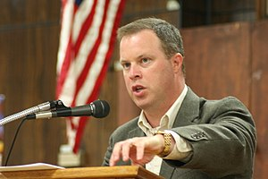 Steve Driehaus - Driehaus during third term in the Ohio House (October 11, 2005)