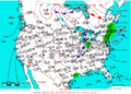 2006-06-07 Surface Weather Map NOAA.png