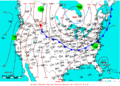 2007-05-12 Surface Weather Map NOAA.png