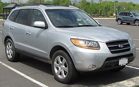 Wonderful 2007 2009 Hyundai Santa Fe    04 22 2010