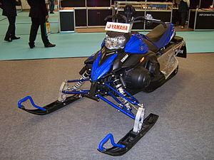 Yamaha Motor Company - Yamaha Phazer snowmobile