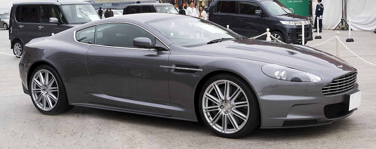 Aston Martin DBS V Wikipedie - How many aston martin dbs were made
