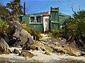 2009-07-16—Flounder·Fishermans·Cottage·Crow·Bay·West·Coast—Brent·Trolle.jpg