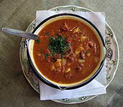 meaning of goulash