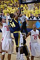 20090117 DeShawn Sims in the air.jpg