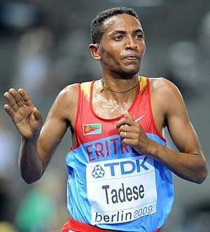 Zersenay Tadesse