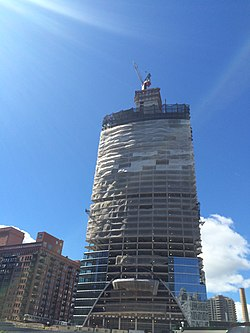 200NRiverside Chicago Construction 9 20 15.JPG