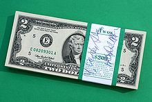 photograph relating to Free Printable Money Bands identified as Forex strap - Wikipedia