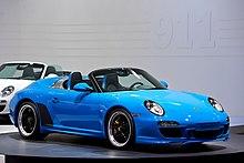 Porsche 997 - Wikipedia